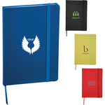 """5"""" x 7"""" Snap Elastic Closure Notebook"""