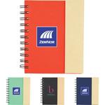 """5.5"""" x 6"""" Lock-it Mini Spiral Notebook"""