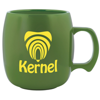 Nature Ad (TM) Corn Mug (TM) Koffee Keg