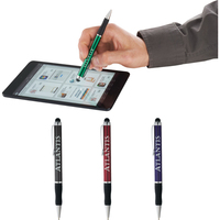 Seville Metal Ballpoint Pen-Stylus