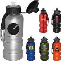 Sahara 20oz Aluminum Sports Bottle