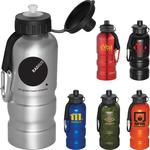 Sahara 20-oz. Aluminum Sports Bottle