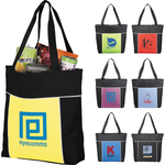 Broadway Zippered Business Tote