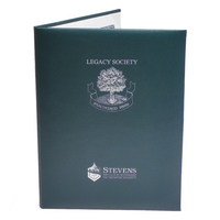"""Padded Deluxe Certificate Covers 8-1/2"""" x 11"""""""
