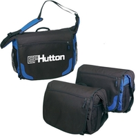 Poly Briefcase Messenger Bag