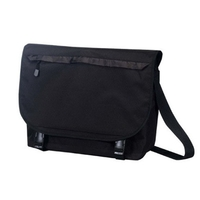 Poly Deluxe Messenger Bag