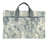 Poly Digital Camo Document Bag