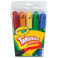 Crayola 5 ct. Twistables Slick Stix Crayons