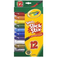 Crayola 12 ct. Twistables Slick Stix Crayons