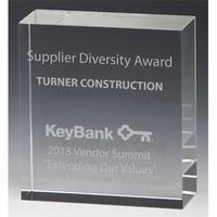 Optical Crystal Block Award