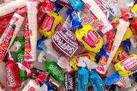 Kids Mix Wrapped Hard Candy