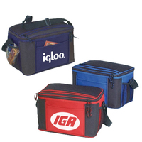Poly 12 Pack Cooler Bag