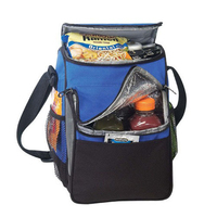 Poly Deluxe Cooler Lunch Bag