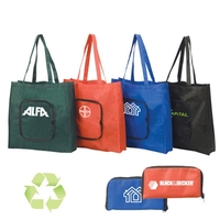ECO Non Woven Foldable Shopping Tote Bag