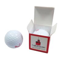 Individual Single Golf Ball Box