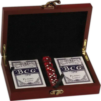 Card & Dice Gift Set