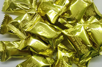 Gold Foil Toffee