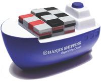 Cargo Ship Shape Stress Reliever