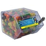 Large Candy Bin Filled With Mints, Candy, Chocolate, or Gum