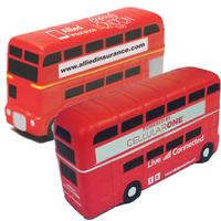 Double-Decker Bus Stress Reliever