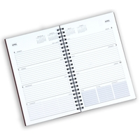 "5"" x 8"" Weekly/Monthly Planner"