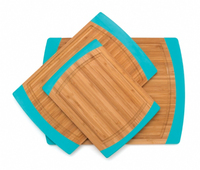 Bamboo Non-Slip Cutting Boards - Small