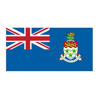 Flag of Cayman Islands Temporary Tattoo