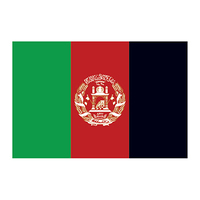 Afghanistan Flag Temporary Tattoo