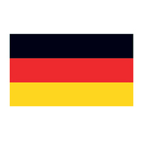 Germany Flag Temporary Tattoo