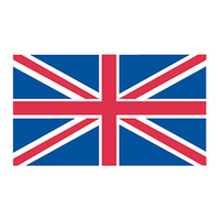 Britain Flag Temporary Tattoo