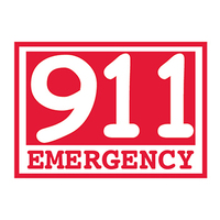 911 Emergency Temporary Tattoo