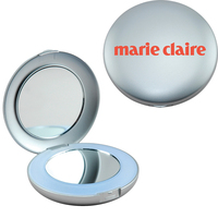 Illuminated Compact Mirror