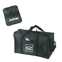 Nylon Foldable Lightweight Gym Duffel Bag