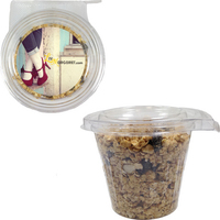Round Safety Fresh Container With Granola