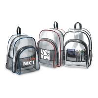 Standard Clear Backpack