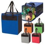 Nonwoven Tote Cooler Lunch Bag
