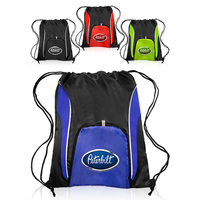 Sports Drawstring Backpacks