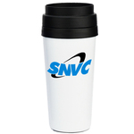 Double Wall Plastic Travel Tumbler