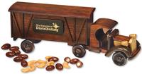 1920 Tractor-Trailer with Chocolate Almonds & Jumbo Cashews