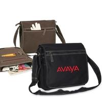 Cabana Canvas Messenger Bag