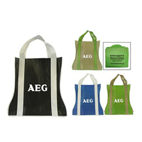 Folding Polypropylene Tote Bag