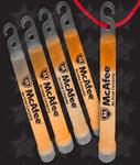 4 Inch Premium Glow Sticks - Orange