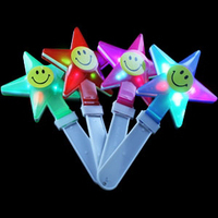 LED Star Clappers - Assorted
