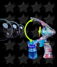 LED Jumbo Bubble Gun