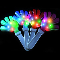 LED Hand Clappers - Assorted