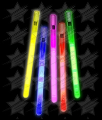 Glow Whistles - Assorted
