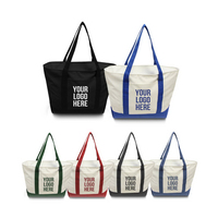 Bay View Giant Zipper Boat Tote