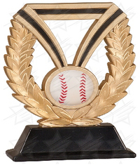 7 inch Baseball Dura Resin