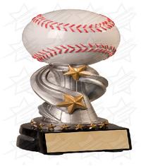 7 inch Baseball Encore Resin