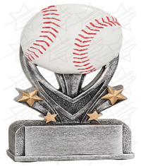 5 1/2 inch Baseball Varsity Sport Resin